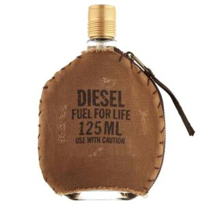 Diesel Fuel For Live Use With Caution 125 ml
